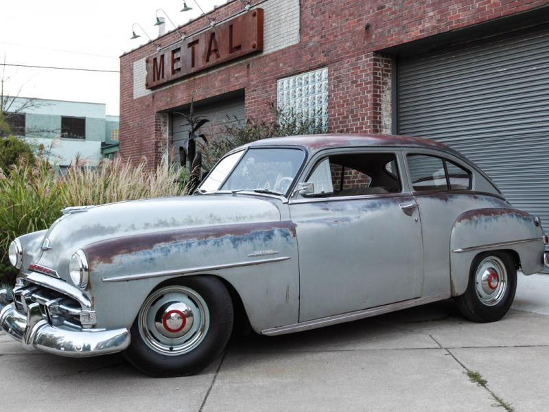 1951 Plymouth Concord