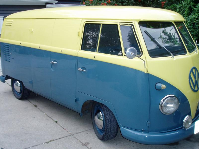 1960 Volkswagen Panel Van