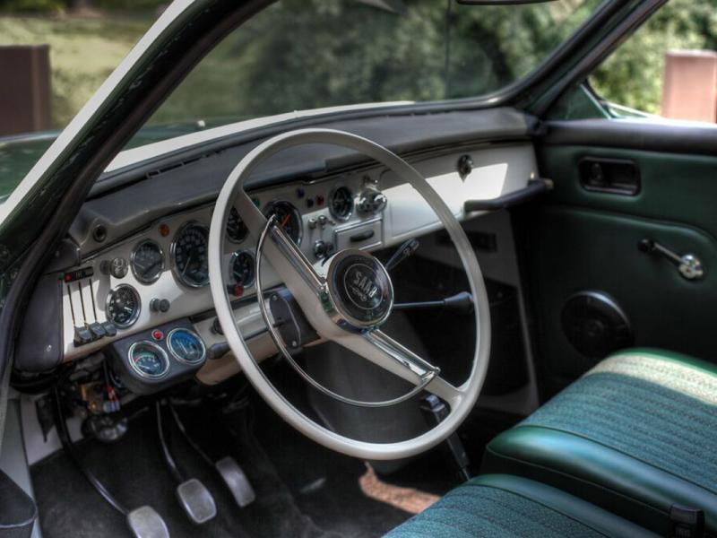 1973 Saab 95