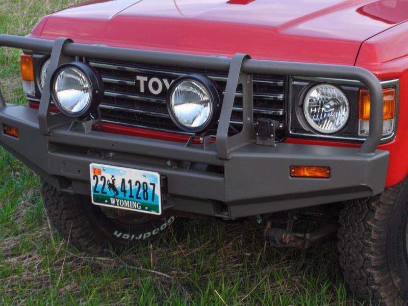 1986 Toyota FJ60 Land Cruiser