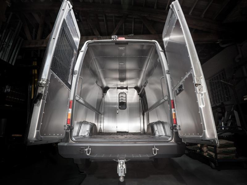 2003 Mercedes Sprinter Van