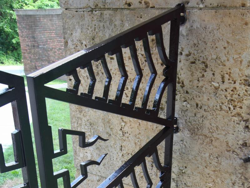 Eliel Saarinen Gate