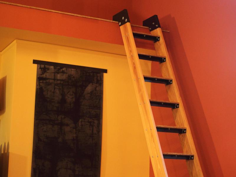 Loft Ladder Zinc Fasteners