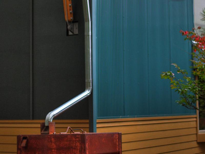 Rain Collection Dredging Bucket