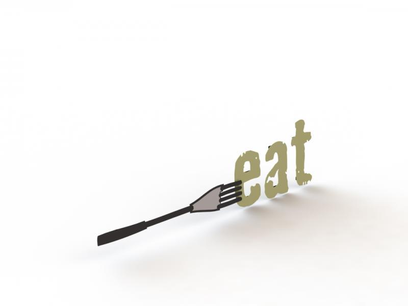 Eat Sign Ann Arbor, MI