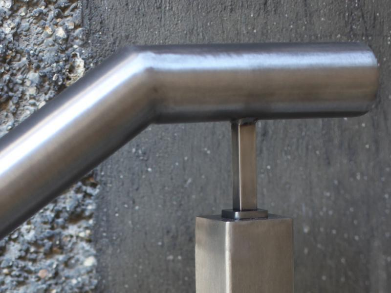 Stainless Steel Deco Railing