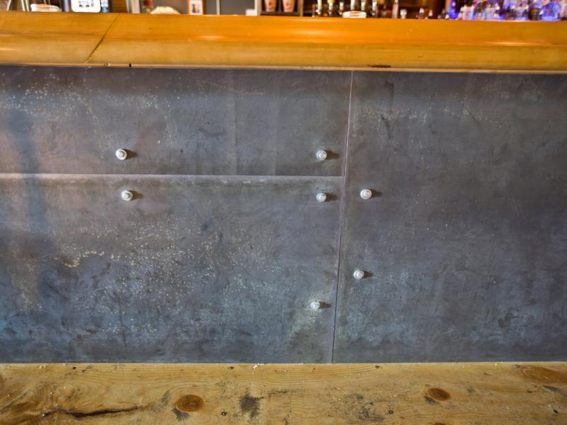 Zinc Bar The Woodshop Clarkston, MI