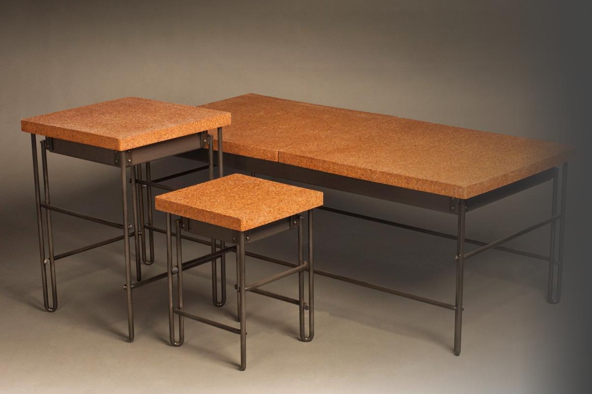 Cache Cork Storage Tables