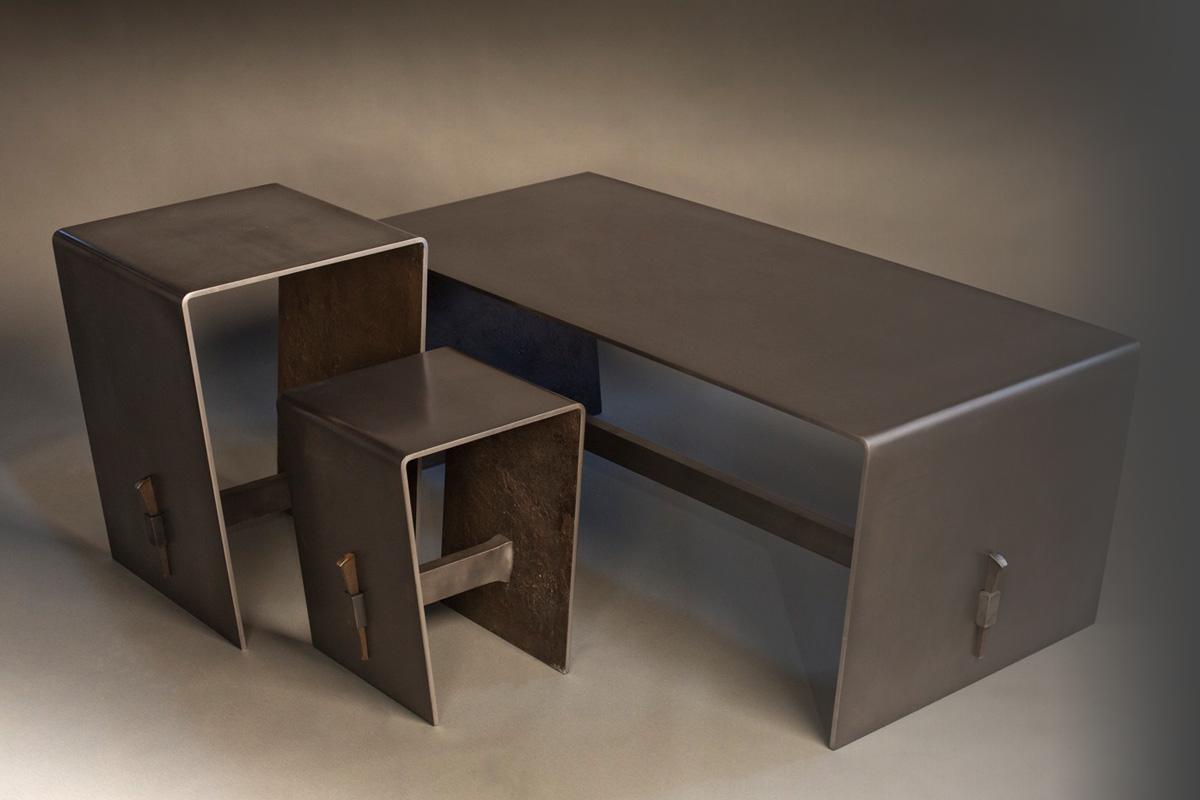Mortis & Tenon Joinery Steel