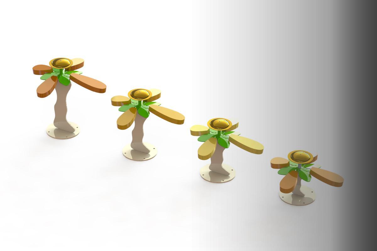 Flower Xylophone