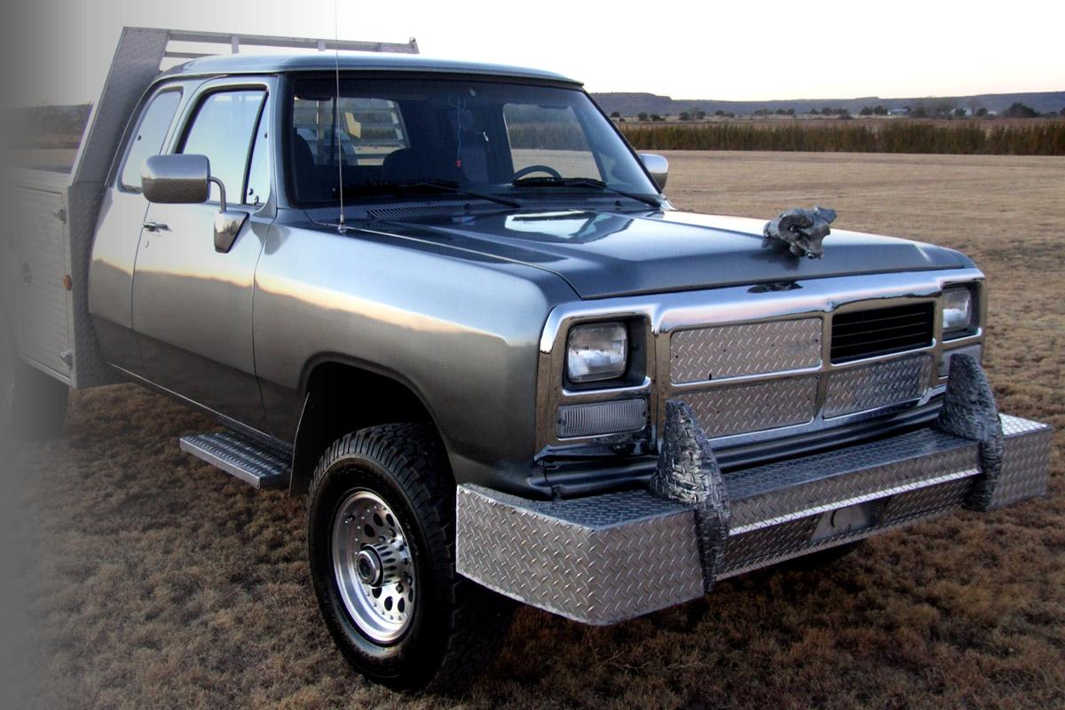 1992 Dodge W250 Cummins Diesel Engine