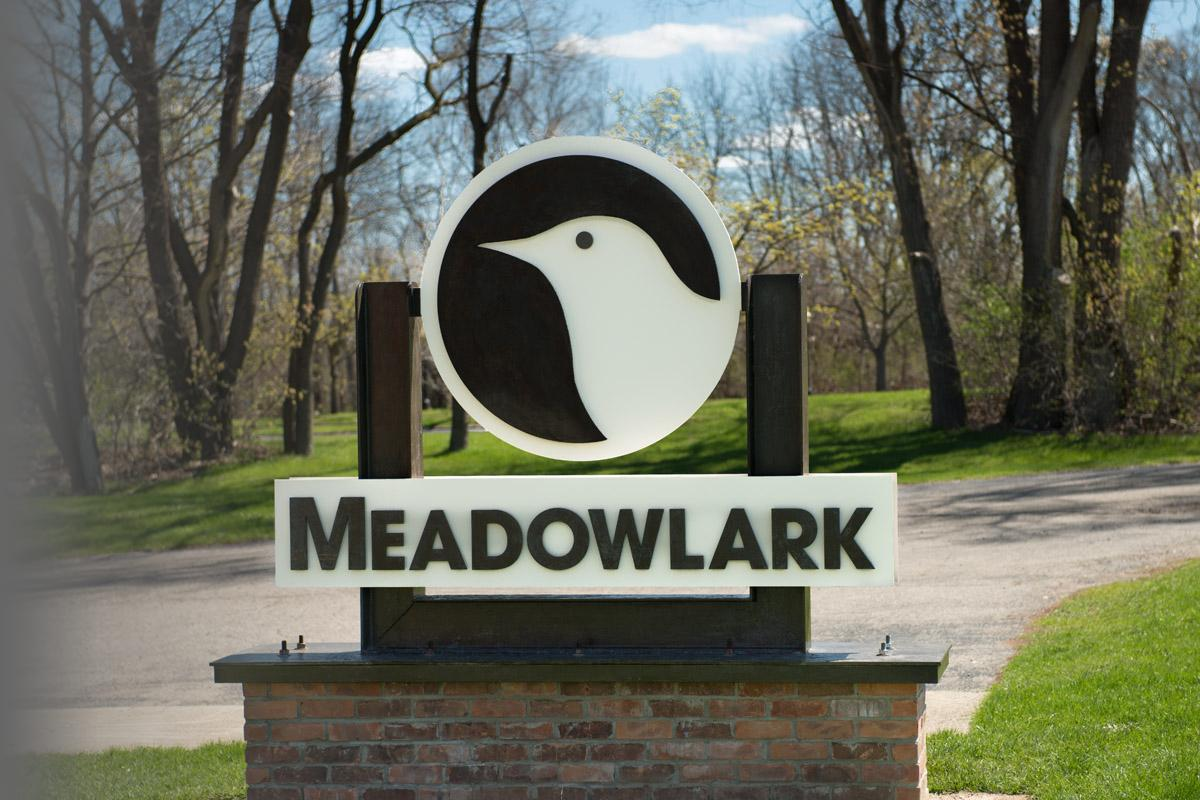 Meadowlark Builders Corporate Sign