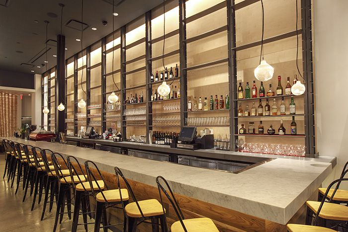 Zola Bistro Wins 2014 Michigan AIA Design Award For Interior